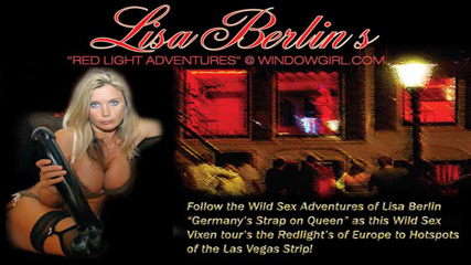 Lisa Berlins extreme sex party in las vegas