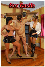 sex castle madness with german extreme mistress making xxx x video